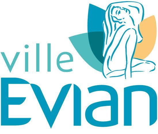 logo ville d'évian